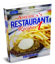 America's Restaurant Recipes 1