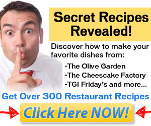America's Restaurant Recipes